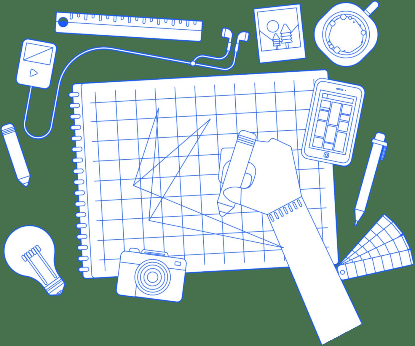 Web Design Graphic